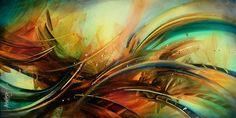 Flight Painting - Michael Lang