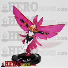 The 037 figure of Marvel's Hammer of Thor set is Songbird. This Rare piece costs 83 points, is a flier, has a range of 8 with 2 targets and  6 clicks of life. Songbird has the Celebrity, Masters of Evil and Thunderbolts as keywords and can use the Avengers team ability.