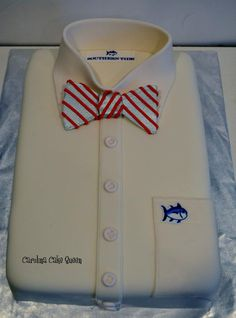 Southern Tide cake in yellow and pink?