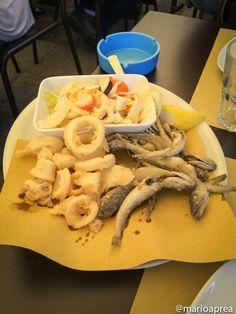 Mangiare con gusto: Mangiare il pesce al The Tower a Fiumicino