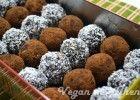 Τρουφάκια πορτοκάλι-σοκολάτα με ταχίνι και βρώμη! Tahini, Blueberry, Fruit, Food, Berry, Essen, Meals, Yemek, Blueberries