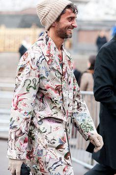 The Best Dressed Men of London Fashion Week
