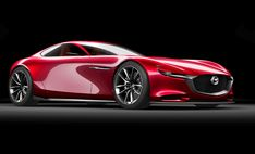 マツダが、次世代ロータリーエンジン「SKYACTIV-R」搭載の、スポーツコンセ...