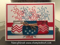 (Pin#1: Patriotic... Pin+: Mason Jars).