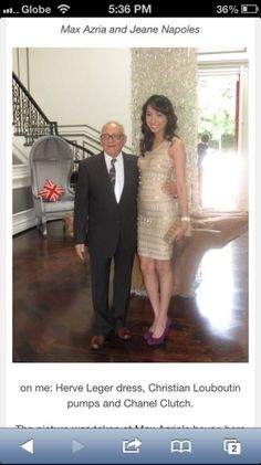 Jeane Napoles: Victim or Guilty Chanel Clutch, Herve Leger Dress, Max Azria, Prom Dresses, Formal Dresses, Christian Louboutin, Daughter, This Or That Questions, People
