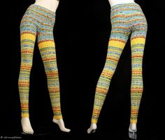 Ravelry: Modell 22 Strumpfhose by Annette Sager