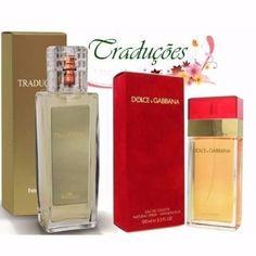 HINODE - PERFUMES TRADUÇÕES GOLD: Traduções Gold 8 Tipo Floral Aldeíco - Dolce & Gab...