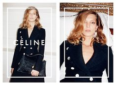 Campagne Céline - Automne/hiver 2014-2015