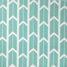 Teal Arrows Fabric - Contemporary - Fabric - by Caitlin Wilson . Arrow Pattern, Pattern Art, Pattern Design, Textile Patterns, Textile Design, Textiles, Fabric Wallpaper, Pattern Wallpaper, Groomsmen