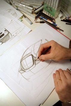 2001 Volvo SCC - Design Sketching