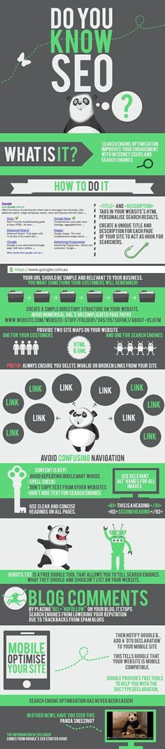 Do You Know SEO?#infographic...