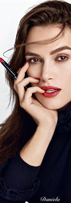 Keira Knightley - Chanel Rouge Coco Lipstick