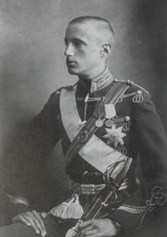 Prince Gabriel Konstantinovich was the second son of Grand Duke Constantine…
