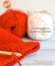 FREE downloadable Beginner's Guide to Crochet bundle