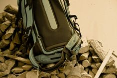 How to join two bags into one great travel backpack? This is our way!  #Vietnam Travel Backpack, Golf Bags, Vietnam, Combat Boots, Join, Backpacks, Shoes, Fashion, Moda