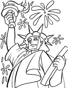 statue of liberty coloring page download free statue of liberty coloring page for kids