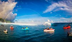"""One of my favorite shots from Teahupoo. Just the atmosphere. May 14th, 2013. Photo: <a href=\""""http://benthouard.com/\"""" target=_blank>Ben Thouard</a>."""