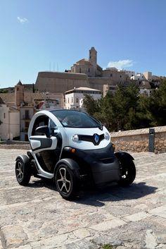Renault Twizy: Bilder, Preis, Reichweite und Tests