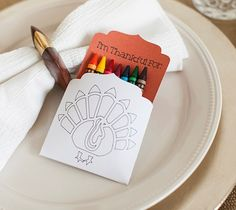 Thanksgiving Kid's Table Crayon Holder The kid's table will be the life of the party this Thanksgiving with these cute kiddo favors. This project makes three crayon holders, increase the quantity to make more. It uses images from the Cricut® Bits and Pieces, My Community, and Birthday Bash digital image sets - included in the Cricut digital subscription. xoxo, Anna Rose DIY, created with a Cricut, I Made It