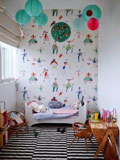 10 Girly Girls Rooms // CITYMOM.nl