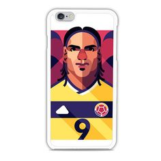 Falcao Vector Art iPhone 6 Case