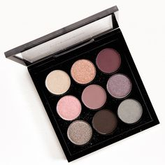 MAC Solar Glow Times Nine Eyeshadow Palette Review, Photos, Swatches
