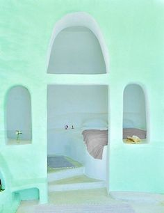 Probably somewhere in Santorini... where my heart belongs...