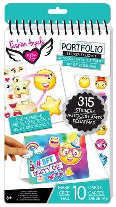 NEW Creative Jewel Stickers Kids Decorate Game Stick/'n Style Purse Pop