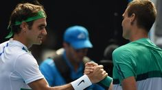 Roger Federer beats Tomas Berdych to reach the Australian Open...: Roger Federer beats Tomas Berdych to reach the Australian… #RogerFederer