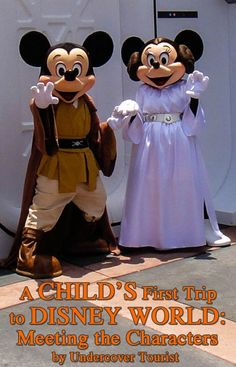 A Child's First Trip to Disney World: Preparing to Meet the Characters! Blog via @Donna Suh Wageman Tourist (#UndercoverTourist) http://blog.undercovertourist.com/2013/07/childs-first-trip-to-disney-world-character-encounters/