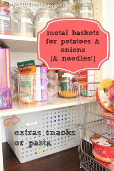 Pantry Reveal With Lots of Tips! | So Much Better With Age