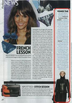 A big congratulations to @rudsakcanada for winning @FashionCanada's People's Choice Award for Best Collection! #love