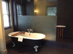 Bathroom in the Tattinger Suite - Hotel Du Vin York