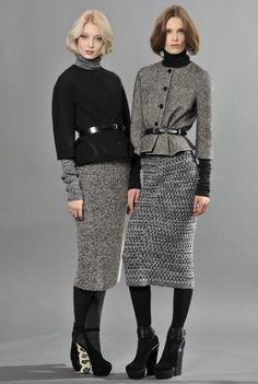 Turtleneck alert! Christian Dior pre-fall 2012