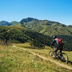 Guided and self guided overseas cycling vacations. Visit France and Europe on high quality bikes with Discover France, your adventure travel company. Adventure Travel Companies, Destinations, Languedoc Roussillon, Visit France, Local Attractions, Pyrenees, Heaven On Earth, Mountain Biking, Adventure Time