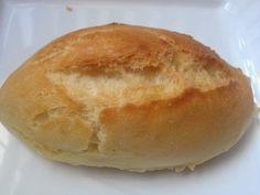 Sin gluten: Sin gluten: Pan de barra crujiente com beiker i schar.