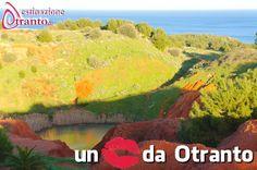 Otranto, ex cava di bauxite