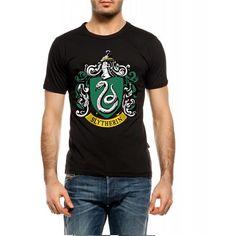 Harry Potter - Slytherin Unisex T-shirt