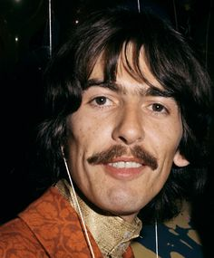 George Harrison in Our World PR event June 24 1967 EMI Studios
