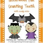 Your children will be counting to 20 before you know it with these fun teeth counting cards.  All you will need is some candy corn.   ...