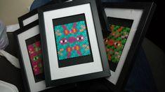 Pixel Art, Paradise, Frame, Artist, Shop, Etsy, Home Decor, Homemade Home Decor, Artists