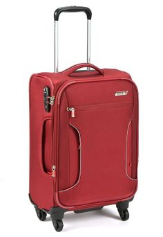 A lightweight cabin suitcase and great quality too. The perfect gift for men who love to travel. Price: £109.95. Buy it today at http://www.luggage-uk.co.uk/antler-cyberlite-b1-cabin-4w-exp-rollercase-red/p45