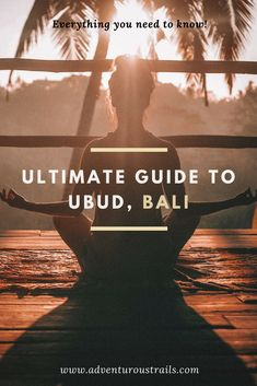 Ultimate Guide To Ubud Bali | Ultimate Guide To Ubud | Things To Do In Ubud | Things To Do In Bali | Where To Stay In Ubud | Where To Eat In Ubud | Bali Inspiration | What To Do In Ubud | What To Do In Bali | Where To Stay In Bali | Accommodation In Bali | Best Travelbloggers | Bali Travel Inspiration | Bali Travel Ideas | Bali Travel Guide | Bali Travel Itinerary | Backpacking Asia | Bali On A Budget