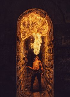Let it burn by Ali Efe Yilmaz -firework with Benjamin Von Wong @ istanbul Turkey