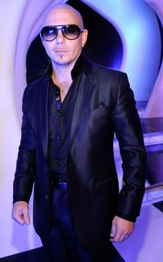 Pitbull- #72 on E's 100 Best Things in Pop Culture!