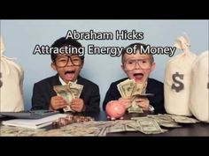 Abraham Hicks - Attracting Energy of Money (2017 March) - YouTube