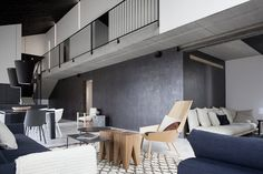 Majan tyyli on äärimmäisen pelkistettyä, lisää ideoita www.lammi-kivitalot.fi