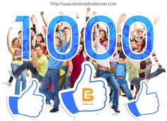 ¡Gracias tí, ya somos más! #Feliznoche!   http://www.elsalvadorebooks.com/