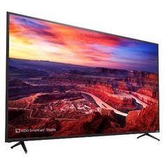 Vizio SmartCast E-series 50 Class 4K Ultra HD Home Theater Display with Chromecast Built-in- Black (E50-E3)