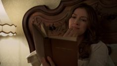 Boardwalk Empire, Season 2 Episode 3 (A Dangerous Maid)  Do you recognize the book Margaret is reading?